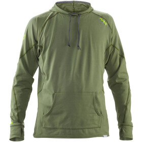 NRS H2Core Lightweight Hoodie Heren, olive